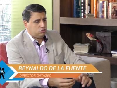 Entrevista en Empresarios de Acá | Reynaldo de la Fuente Director de DATASEC